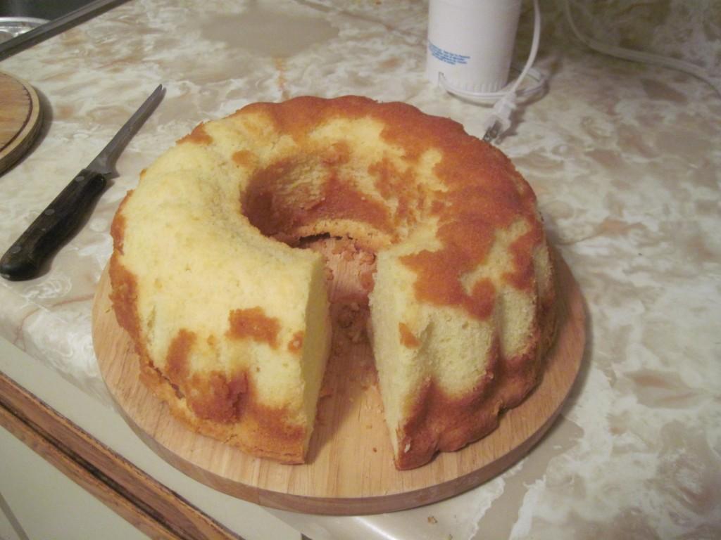 Field Day Pound Cake Książka Kucharska Elżbiety